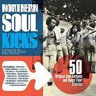 Northern Soul Kicks 2cd Various Audio CD