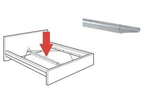 Ikea SKORVA Bed Midbeam Central Support,Galvanised,Adjustable length on