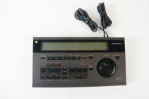 Blaupunkt PVE20 Schnittsteuergerät Remote für Blaupunkt VHS Rekorder mit Manual