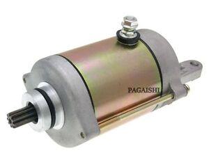 Genuine Pagaishi Heavy Duty Starter Motor SYM GTS 300i JOYMAX EVO LM30W