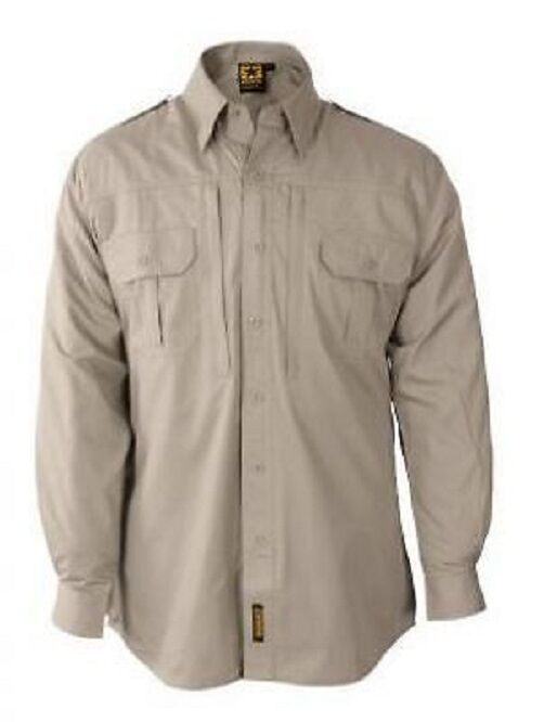 Us propper Tactical Lightweight Largo  sleeve camisa caqui large Largo  mejor calidad