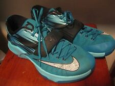Nike KD 7 VII Clearwater SZ 13 653996-414 Basketball Kevin Durant