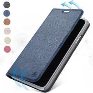 new product e9fca f1f6b For Xiaomi Redmi 5 Plus Note 3 4 4X 5A Magnetic Leather Flip Cover ...