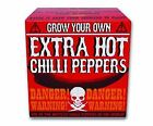 GR330017 Gift Republic Grow Your Own Extra Hot Chilli by Ltd