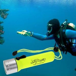 Plongee-Q5-Lampe-de-poche-2000lm-LED-etanche-AA-Lampe-torche-Flashlight-AT