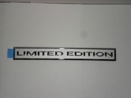NEW OEM LINCOLN NAVIGATOR LIMITED EDITION  EMBLEM CHROME 5L7Z-7842528-AA