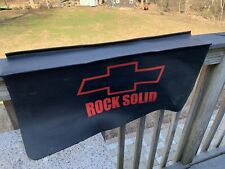 Fender Cover Protector Chevrolet Rock Solid