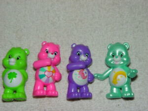 Care-Bear-From-Blind-Bags-Set-of-4-Bears-B5