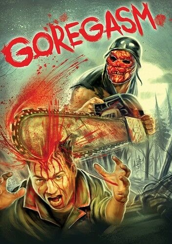 Goregasm [New DVD]