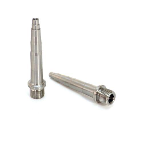 Tipsum Titanium Ti Axle /& Plate fit SpeedPlay Pedale Licht Action null