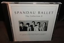 Spandau Ballet The Collection II (CD, 2003)