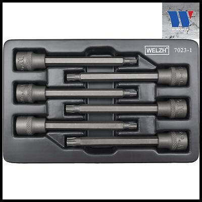 """T Star 3//8/"""" Drive Bits Multi Listing Torx 30 mm /& 75 mm Long BGS"""