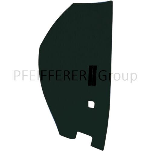 Randleitblech rechts LBR2 pas f 3374398 LEMKEN Smaragd V-Nr