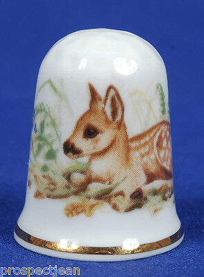Oakley China 'Deer' Thimble B/07