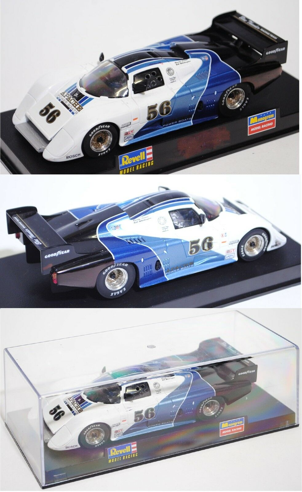 REVELL 08373 MARCH 84  G (83 g) - Chevrolet, IMSA GTP, Lanier Whittington, 1 32  bon shopping