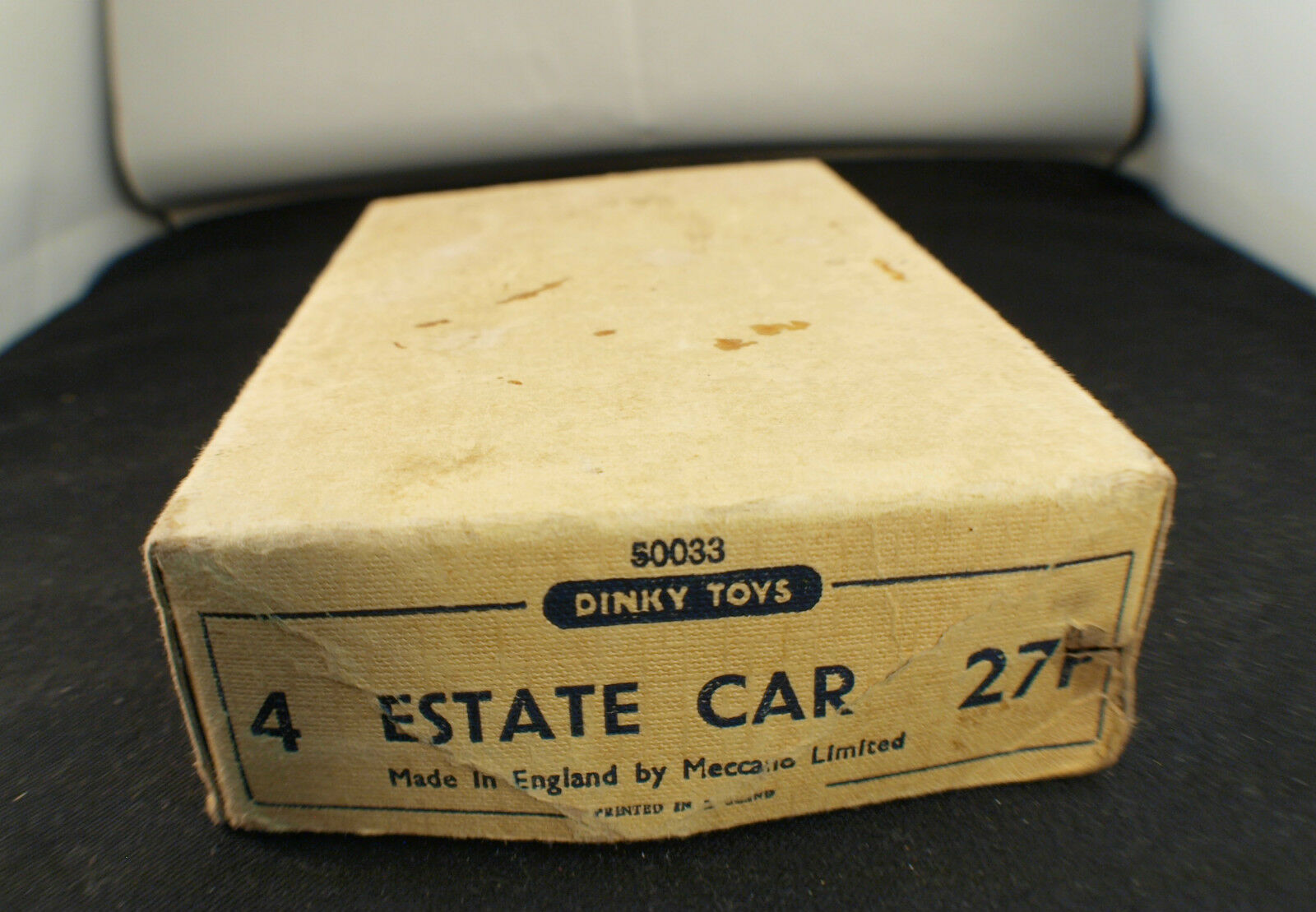 Box Single Dinky Toys GB No. 27F Estate Car Box Dealer 4 Box Only