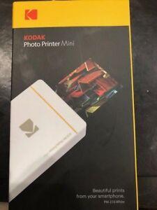 Kodak-Wireless-Mini-Portable-Mobile-Instant-Photo-White-Printer-Wifi-Nfc-pm-210