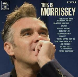 MORRISSEY-This-Is-Morrissey-2018-12-track-CD-NEW-SEALED