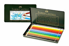FABER-CASTELL - ALBRECHT DURER-Acquerello MATITE-Set di 12-gli artisti di qualità