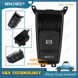 For BMW E70 X5 E71 E72 X6 xDrive EMF Parking Brake Control Switch Auto H Hold