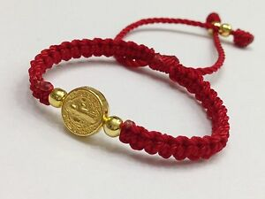 Image Is Loading St Benedict Bracelet Evil Eye Protects The Hand