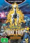 Pokemon - Arceus & The Jewel Of Life : Movie 12 (DVD, 2010)