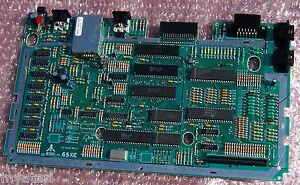 65XE Atari CPU/Computer PCB US/NTSC New No Case/Keyb | eBay