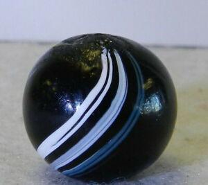 9189m Vintage German Handmade Indian Marble .67 Inches