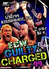 ECW Wrestling: Guilty As Charged 1999 DVD Taz Shane Douglas Francine Sid Vicious