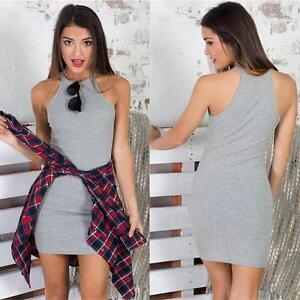 Fashion-Women-Bandage-Bodycon-Sleeveless-Evening-Sexy-Party-Cocktail-Mini-Dress