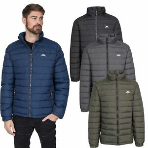 Trespass-Darrell-Mens-Padded-Jacket-in-Black-Navy-Olive-amp-Grey