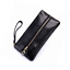 Aladin Leather Wristlet Wallet with Cell Phone Holder Key Hooks and Card Slots