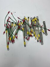 Vintage Cb Radio 4 5 Electrical Lead Grounding Ground Strap Lot Of 45