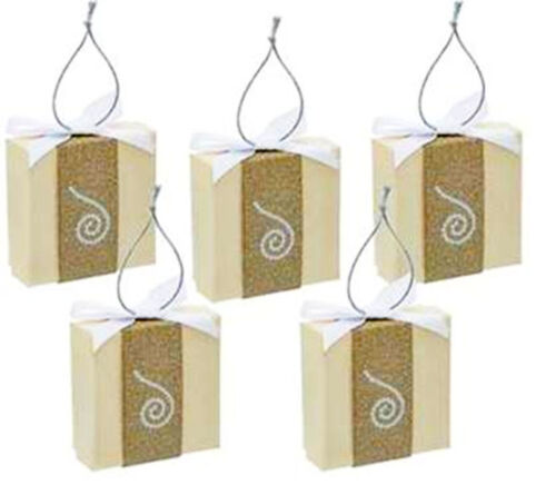 Honora Cultured Pearl     Set of 5    8.0mm Boxed Earrings classic colors