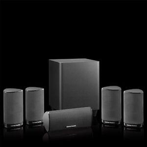harman kardon hkts 15 5 1 channel home theater speaker. Black Bedroom Furniture Sets. Home Design Ideas