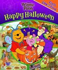 Winnie the Pooh My First Look and Find: Happy Holloween (2011, Board Book)