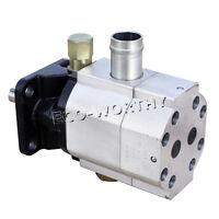 Eco 16gpm Hydraulic Log Splitter Pump For Wood/firewood Hi-low 2 Stage Splitter