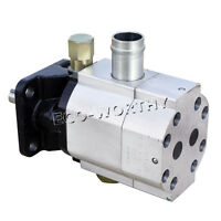 Brand Hydraulic 2 Stage Gear Pump 16 Gpm Logsplitter Hi Lo Low Log Splitter