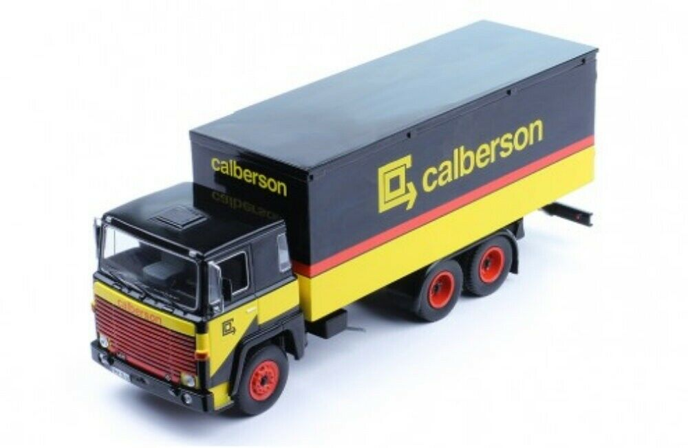 Scania 140 V8 Calberson 1971