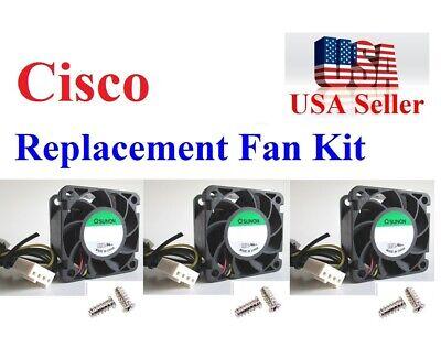 1x New replacement fan Cisco ASA5500-X Series 5512-X 5515-X 5525-X 5545-X 5555-X