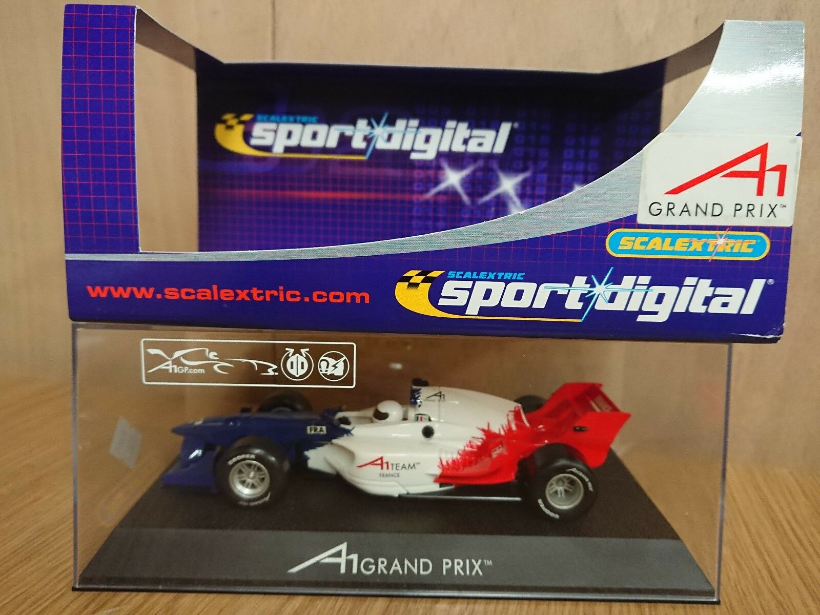 SCALEXTRIC C2707D A1 Grand Prix Team France
