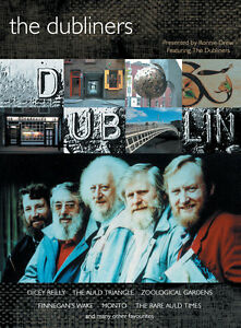 The-Dubliners-amp-Ronnie-Drew-Dublin-NEW-amp-SEALED-DVD