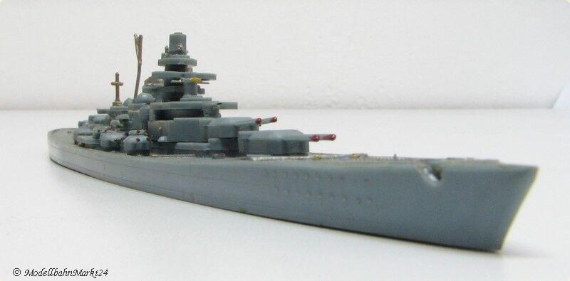 Barco de baDimensione Bismarck plástico