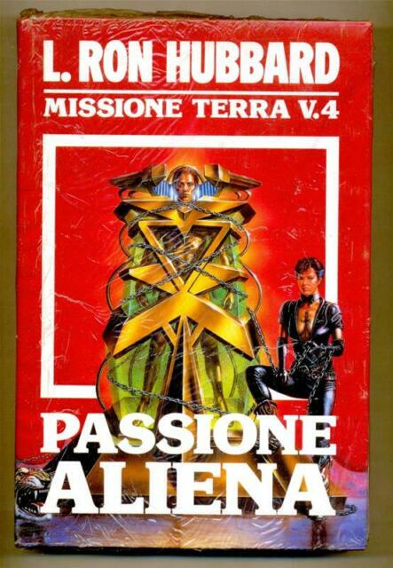 L. Ron Hubbard MISSIONE TERRA VOL. 4 - PASSIONE ALIENA Euroclub