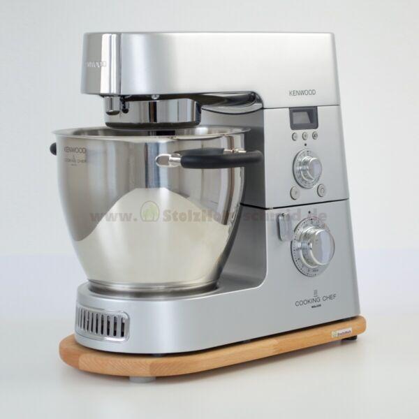 100% Vero Orgoglio Legno Gleitbrett Kenwood Cooking Chef/gourmet Faggio Trasparente Oleato Nuovo Per Produrre Un Effetto Verso Una Visione Chiara