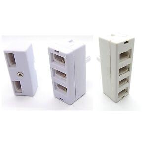 BT-Telephone-Socket-2-3-4-Way-Phone-Adapter-Splitter-Land-Line-Converter-Joiner