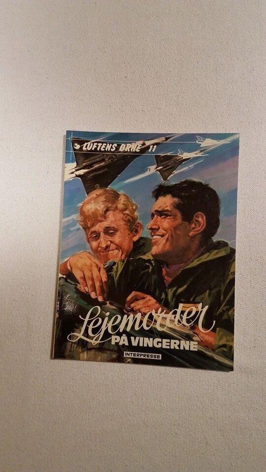 LUFTENS ØRNE, JEAN MICHEL CHARLIER, Tegneserie
