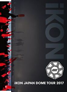 Details about iKON JAPAN DOME TOUR 2017 Limited Edition 3DVD+2CD+PHOTOBOOK  Japan AVBY-58546