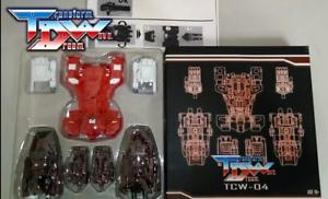 TRANSFORM DREAM WAVE - TCW-04 UW COMPUTRON ADD-ON KIT
