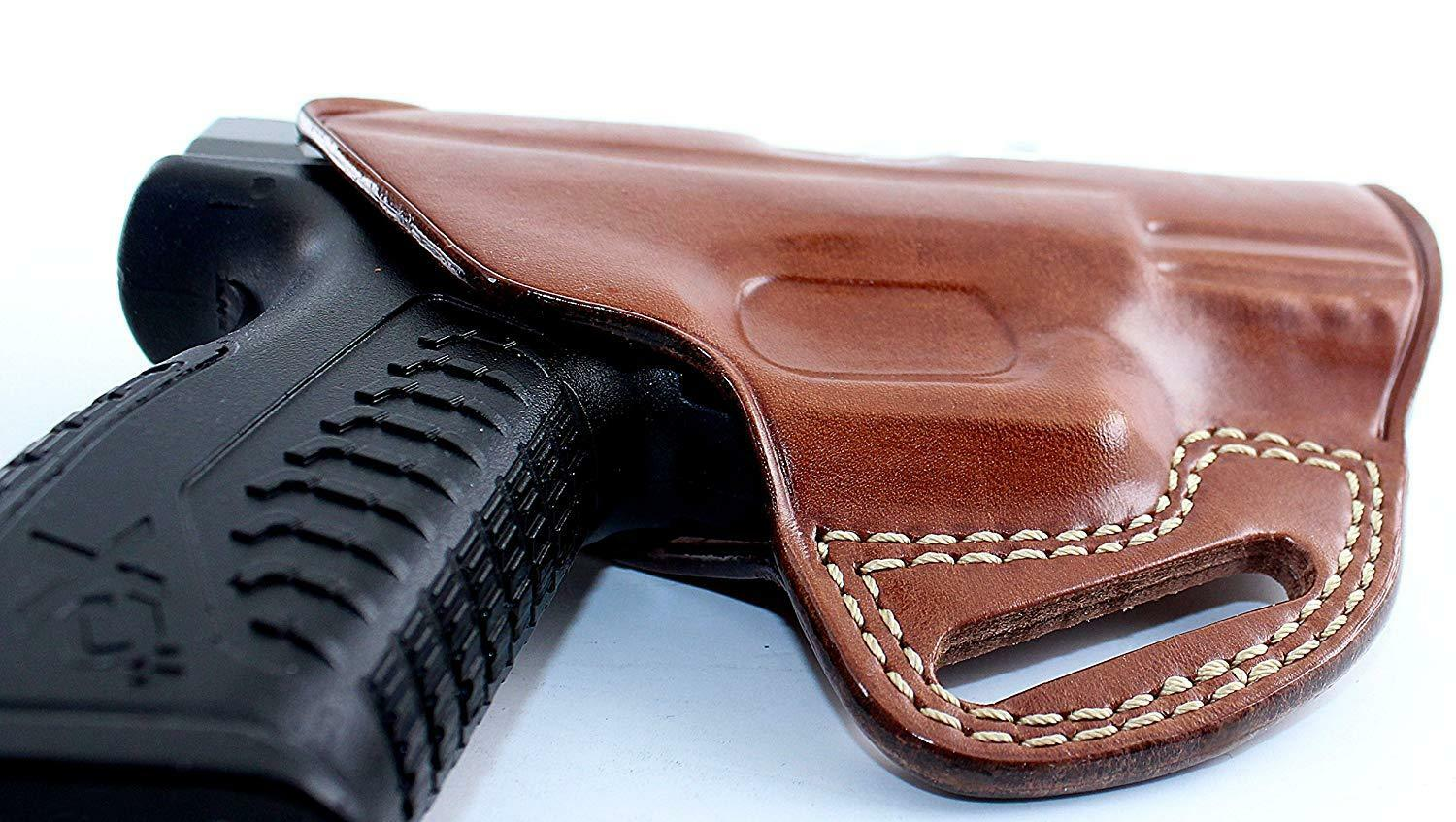 Leder Pancake Holster Walther Fits Walther Holster PPQ M2 - 4.2